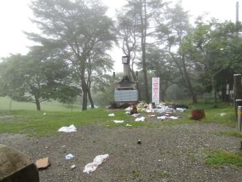 キャンプ場の現状